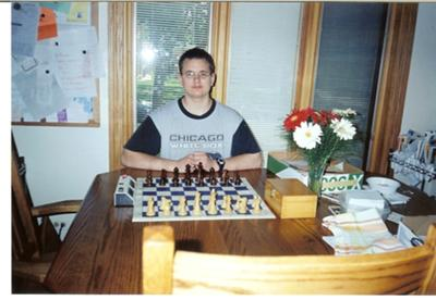 Chess is a huge passion of mine!