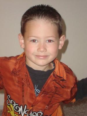 Gabriel (age 6)