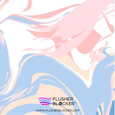 Flusher Blocker™️ Swirl