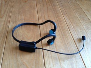 Forbrain headset