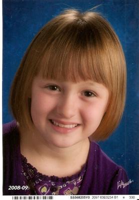 My angel Alyssa